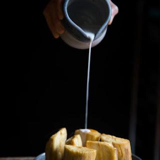 Cassava With Coconut Milk Recipes.