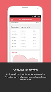 Forfait Mobile Prixtel- screenshot thumbnail