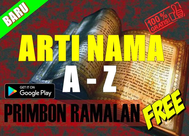 Primbon ramalan nama apps para android no google play primbon ramalan nama captura de tela reheart Image collections