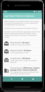 App Cloner Premium & Add-ons 2