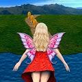 Flying Girl Runner. APK