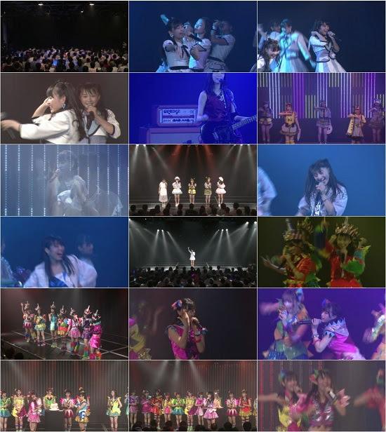 (LIVE)(720p) NMB48 カトレア組「ここにだって天使はいる」公演 岩田桃夏 生誕祭 170711