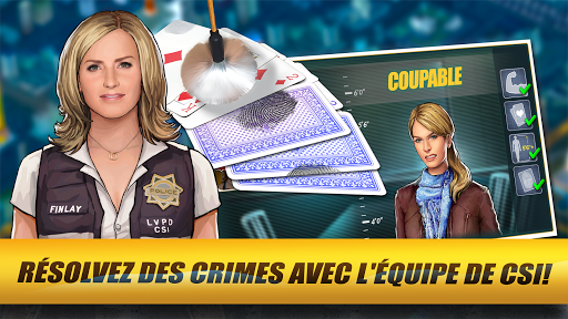 Les Experts: Hidden Crimes captures d'u00e9cran 2