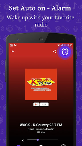 Radio FM 9.3.1 screenshots 6