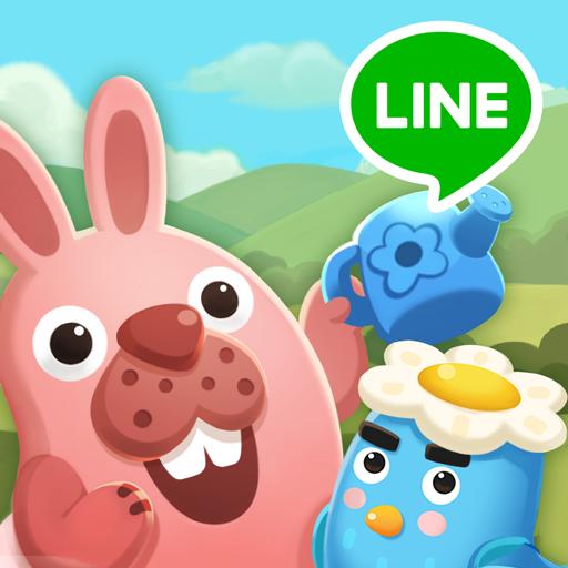 LINE ポコパンタウン (game)