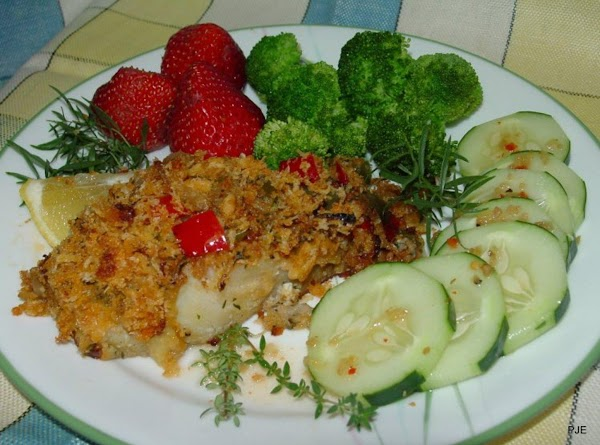 Pam's Herbed Fish Fillets Recipe