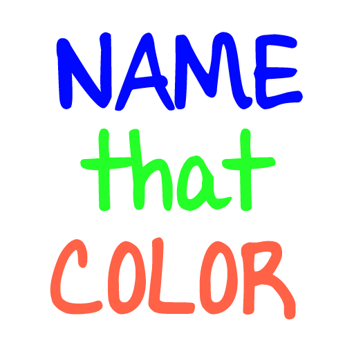 Name That Color! LOGO-APP點子