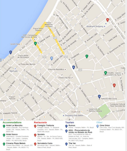 Belem Map Android Apps on Google Play