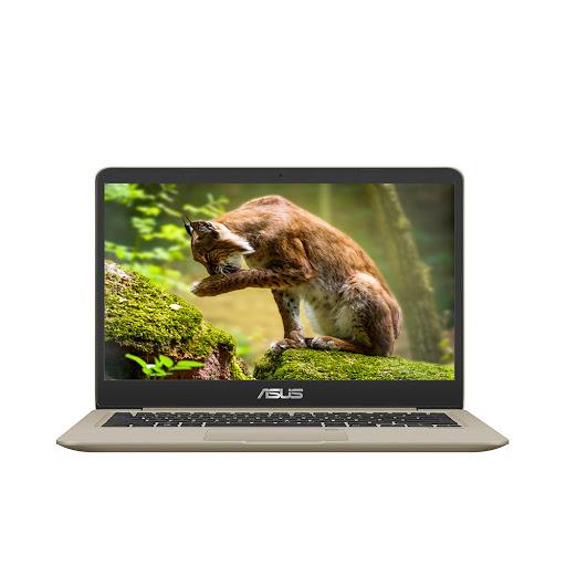Máy tính xách tay/ Laptop Asus A411UA-EB447T (I3-7100U) (Vàng)