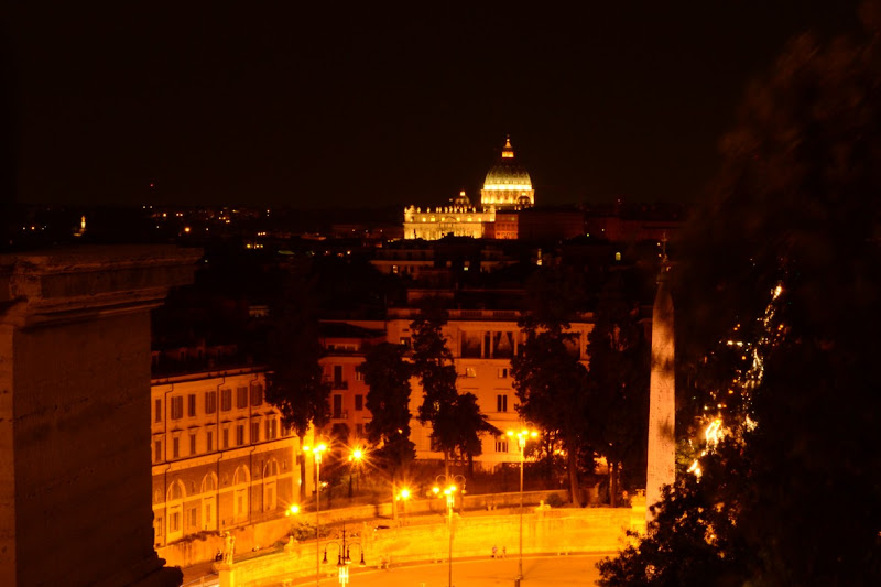 Roma di notte di aeglos