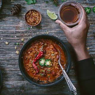 Heartwarming Turkey and Bean Chili.