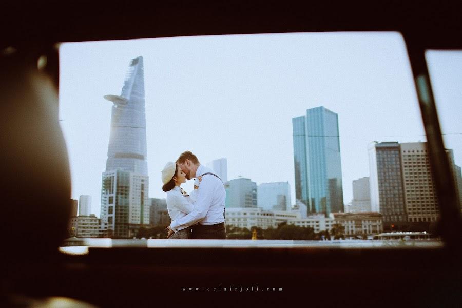 Wedding photographer Eclair Joli (eclairjoli). Photo of 02.03.2018
