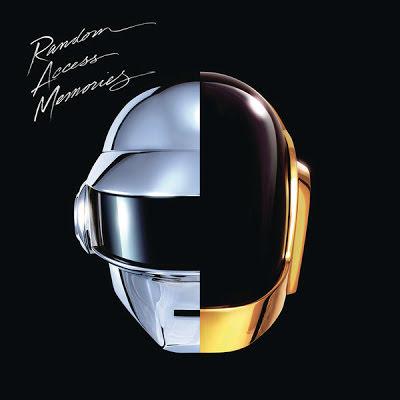 CD - Daft Punk - Random Access Memories