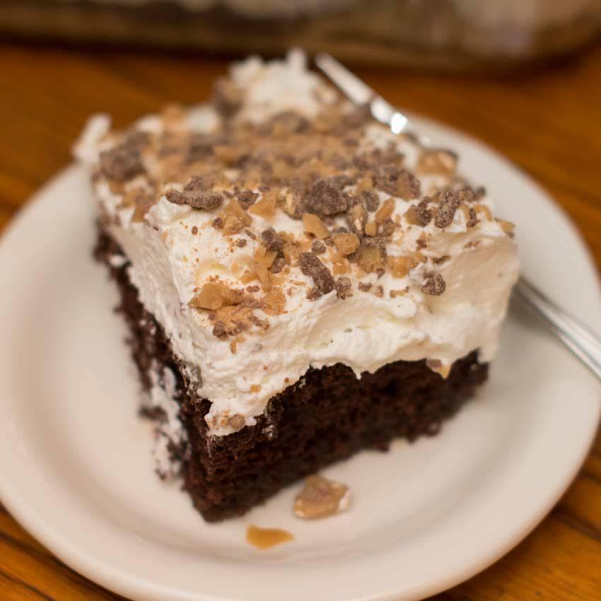 Best Recipe For Better Than Sex Cake
