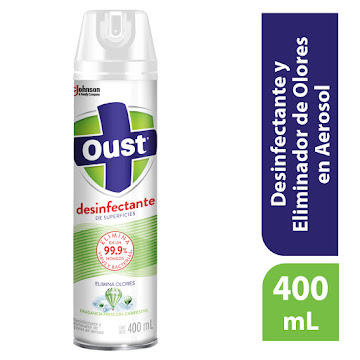 Ambientador GLADE Oust