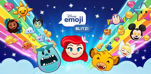 disney emoji blitz apps on google play