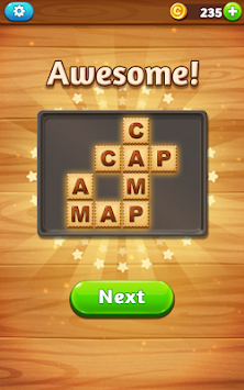 WordCookies Cross apk screenshot