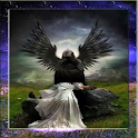 Angel of Death Fire Flames LWP icon