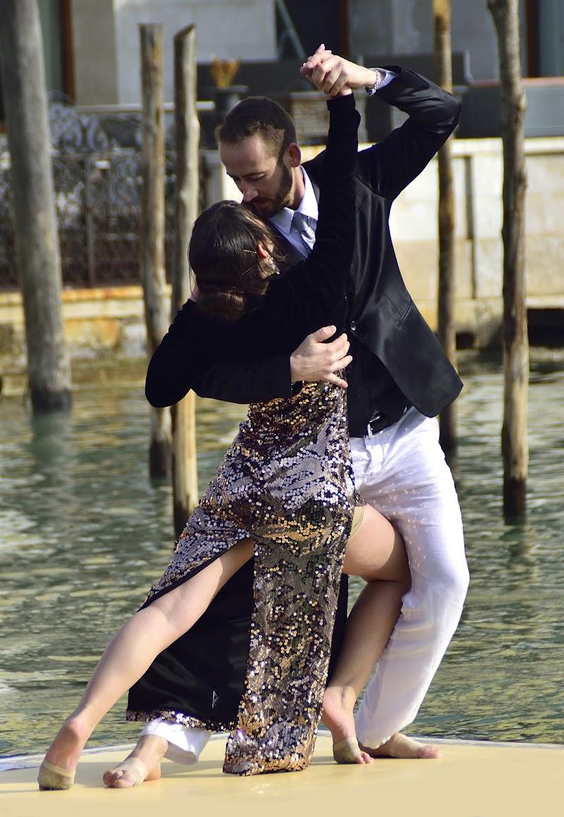 Tango in laguna di Wanda P