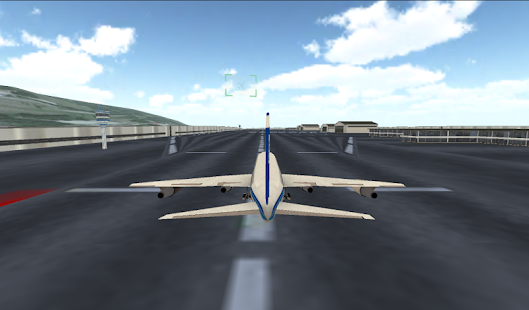 Airplane Flight Simulator- screenshot thumbnail