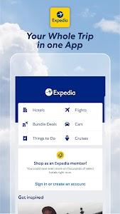 Expedia Hotels, Flights & Car Rental Travel Deals 19.49.0