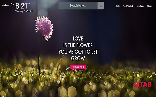 Quotes About Love Wallpapers HD Theme