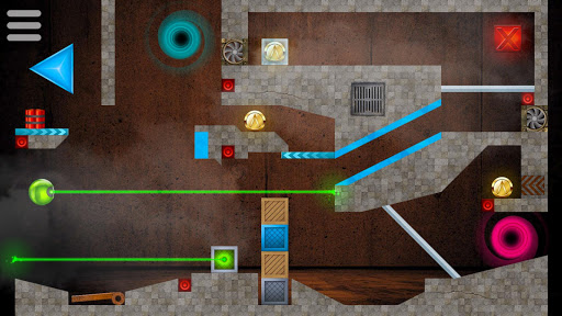 LASERBREAK 2 Pro game for Android screenshot