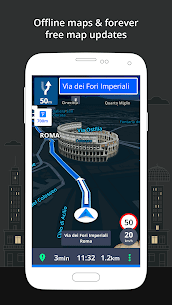 Sygic – GPS Navigation & Maps 17.2.13 [Full Unlocked] Cracked Apk 2