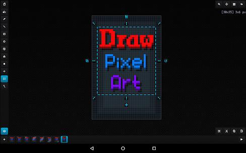 Draw Pixel Art Pro 9