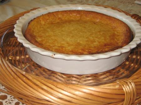 Pizza Dolce (Italian Sweet Pie) Recipe