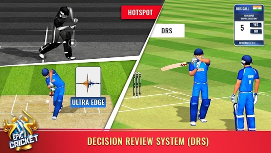 Epic Cricket MOD (Unlimited Gems) 3