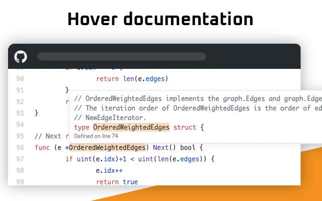 CodeWing - GitHub code navigation