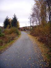 Photo: Høst i Inngjerdsvegen
