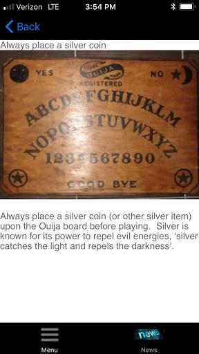 Ouija Board Rules 3.2 screenshots 1
