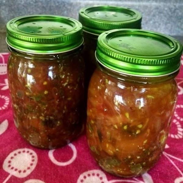 Bruschetta In A Jar Recipe