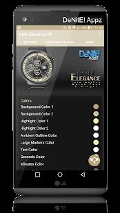 Dark Elegance HD Watch Face - náhled
