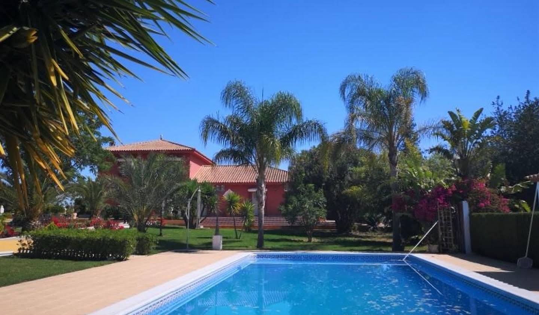 Maison avec piscine et jardin Coria del Río