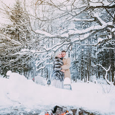 Wedding photographer Karina Kashevskaya (karisha30). Photo of 09.02.2016