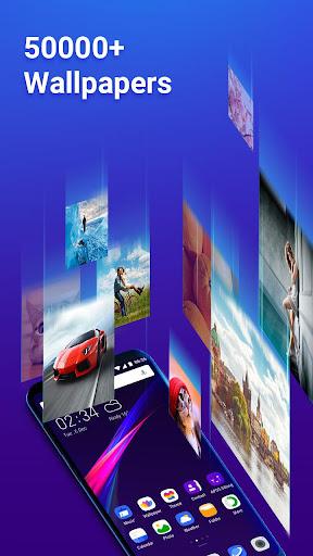APUS Launcher Pro- Theme, Live Wallpapers, Smart 1.2.5 screenshots 3