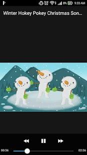Winter Hokey Pokey Christmas Songs Carol for Kids - náhled