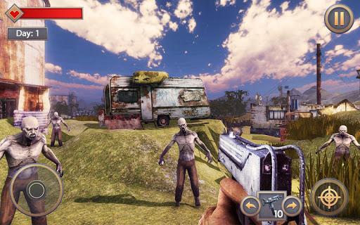 Code Triche Zombie Survival Last Day - 2 APK MOD screenshots 5