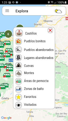 Explore Spain screenshot 2
