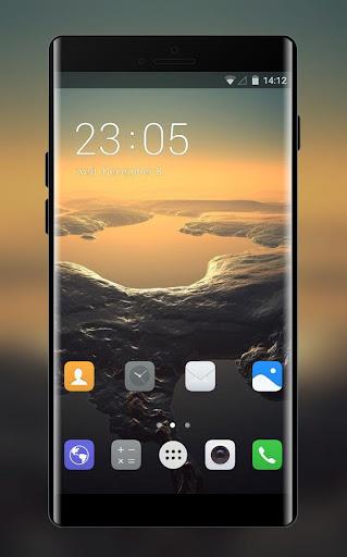 Theme for Huawei P8 Lite (2017) 1.0.1 screenshots 1