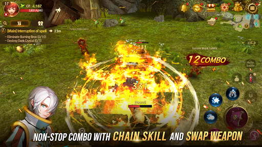 World of Dragon Nest (WoD) screenshot 3