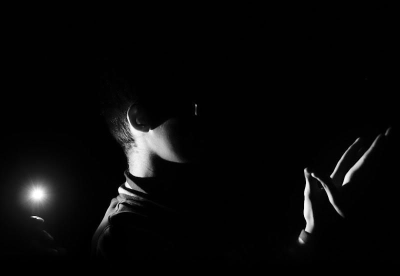Il gioco delle ombre di Raffaele Laterza