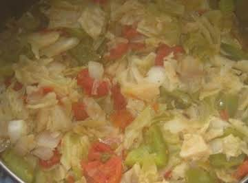 Southern Cabbage Soup