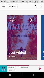 Z Music Player - náhled