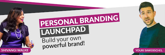 PERSONAL  BRANDING LAUNCHPAD