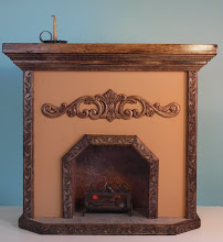 Photo: Fireplace