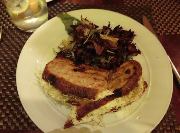Kateri's Chicken Salad And Cherry Pecan Bread Recipe